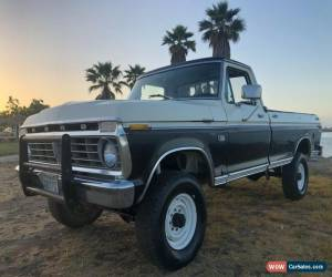 Classic 1975 Ford F-250 for Sale