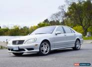 Mercedes-Benz : S-Class S55 for Sale