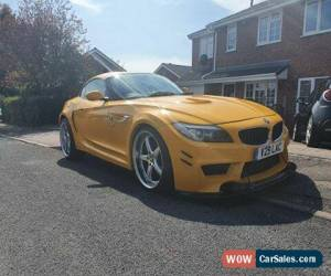 Classic BMW Z4 - Wide Body - E89 2.5L - FSH - 2011 - 51k - Yellow Show Car for Sale