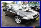 Classic 2002 Mitsubishi Lancer CE GLi Black Manual 5sp M Sedan for Sale