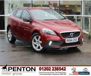 Classic 2014 Volvo V40 Cross Country 1.6 D2 Lux Cross Country Powershift (s/s) 5dr for Sale