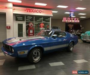 Classic 1973 Ford Mustang Mach1 for Sale