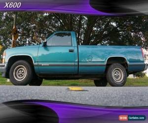 Classic 1997 Chevrolet C/K Pickup 1500 C1500 cheyenne 9 Miles for Sale