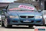 Classic 2005 Holden Commodore VZ Equipe Blue Automatic 4sp A Sedan for Sale