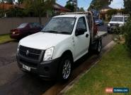 Holden rodeo 2007 ready for work ute for Sale