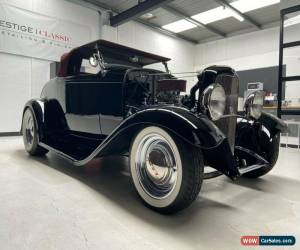 Classic 1932 Ford Roadster Hotrod for Sale