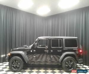Classic 2020 Jeep Wrangler Sport Altitude for Sale