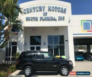 Classic 2007 Ford Explorer XLT 4x4 4WD Clean CarFax No Accidents LOW MILES for Sale
