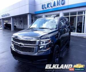 Classic 2020 Chevrolet Tahoe LS Midnight 4x4 Black for Sale