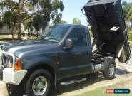 FORD F 250/ TIPPER UTE 2003/V8/AUTO/ PET & LPG /NO RESERVE for Sale
