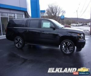 Classic 2020 Chevrolet Suburban RST pkg  4x4  BLACK Leather for Sale