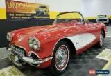 Classic 1960 Chevrolet Corvette Convertible for Sale