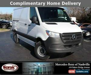 Classic 2019 Mercedes-Benz Sprinter 1500 Standard Roof I4 144 RWD for Sale