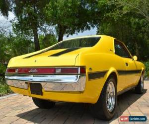 Classic 1969 AMC Javelin for Sale