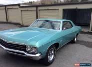 1970 Chevrolet Impala for Sale