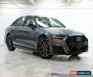 Classic 2020 Audi S8 4.0T for Sale