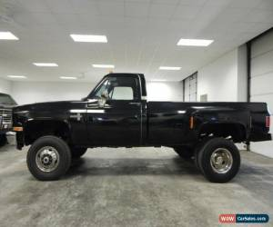 Classic 1987 Chevrolet C/K Pickup 3500 for Sale
