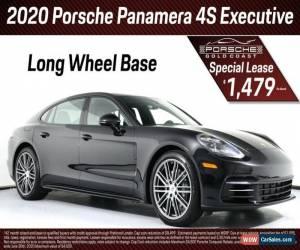 Classic 2020 Porsche Panamera 4S Executive for Sale