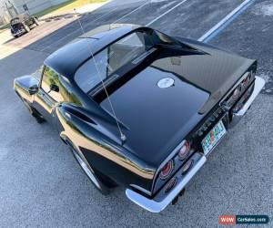 Classic 1973 Chevrolet Corvette Bad Boy! Black on Black SEE VIDEO! for Sale
