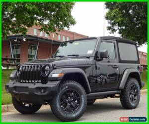Classic 2020 Jeep Wrangler Sport Willys 4x4 for Sale