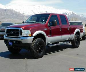 Classic 2004 Ford F-250 LARIAT FX4 for Sale