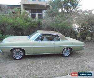 Classic 1968 FORD GALAXIE 500 2 DOOR HARDTOP V8 AUTO P/S 2 OWNER GOOD CLEAN RUST FREE  for Sale