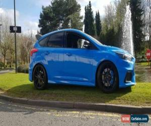Classic FORD FOCUS RS MK3 2017 (17) MOUNTUNE EDITION  for Sale