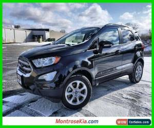 Classic 2020 Ford EcoSport SE for Sale