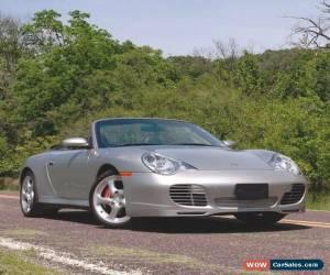 Classic 2004 Porsche 911 All-wheel Drive Cabriolet Carrera 4S for Sale