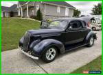 1937 Plymouth 5-Window Business Coupe for Sale