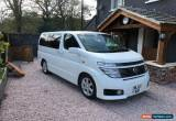Classic Nissan Elgrand 3500 cc highway star 4x4.. for Sale