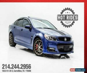 Classic 2017 Chevrolet SS Chevy SS for Sale