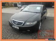 2004 Honda Accord Euro Black Automatic 5sp A Sedan for Sale