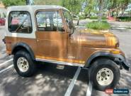1979 Jeep CJ Renegade for Sale