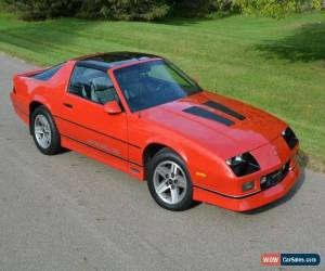 Classic 1985 Chevrolet Camaro for Sale