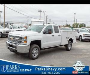 Classic 2019 Chevrolet Silverado 2500 Work Truck for Sale