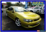 Classic 2003 Ford Falcon BA XR6T Gold Automatic 4sp A Sedan for Sale