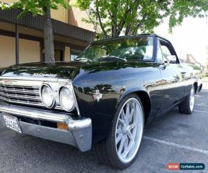 Classic 1967 Chevrolet El Camino Malibu for Sale