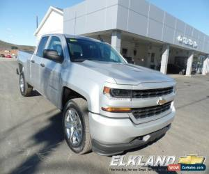Classic 2019 Chevrolet Silverado 1500 Silverado Custom DBL CAB MSRP $42915 for Sale