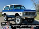 "1971 Chevrolet Blazer K5 Blazer CST, 4"" Lift 4x4 350ci - Automatic for Sale"