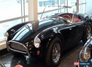 Shelby: CSX8000 Roadster for Sale