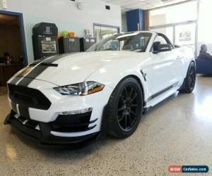 Classic 2020 Ford Mustang Shelby Signature Edition for Sale