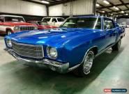 1970 Chevrolet Monte Carlo 350 / V8 for Sale
