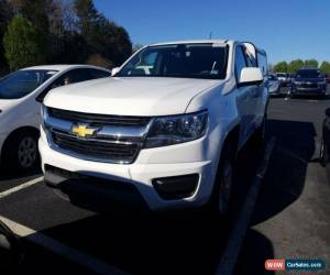 Classic 2016 Chevrolet Colorado 4x2 Extended Cab 6 ft. box 128.3 in. WB LT for Sale
