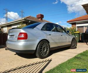 Classic 2001 Audi A4 B5 1.8T Quattro 5sp Manual Turbo AWD for Sale