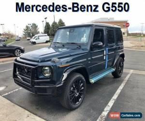 Classic 2020 Mercedes-Benz G-Class G 550 (A9) for Sale