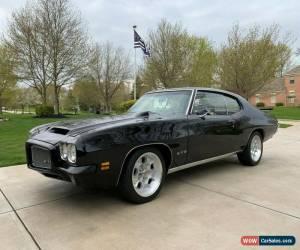 Classic 1971 Pontiac GTO for Sale