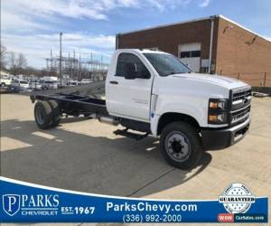 Classic 2020 Chevrolet Silverado 6500HD 1WT for Sale