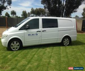 Classic MERCEDES BENZ VITO 120 CDI for Sale