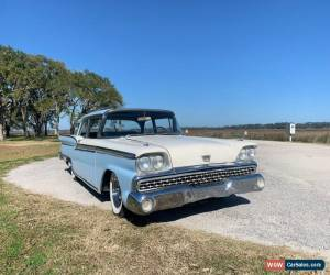 Classic 1959 Ford Fairlane for Sale
